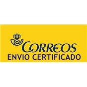 Correo certificado 3 euros